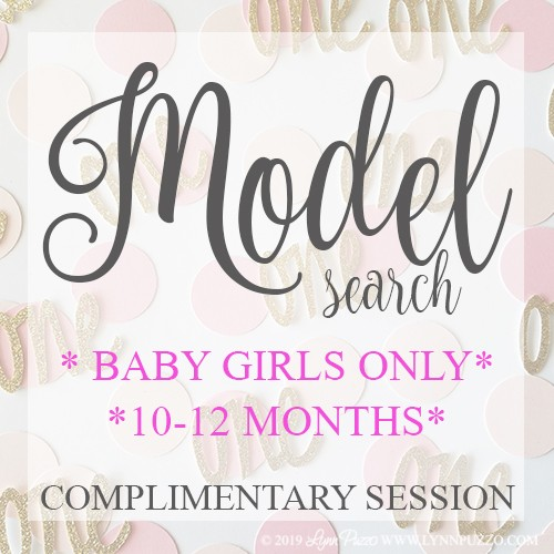 Fayetteville Cake Smash Photographer | Baby Girl Model Wanted!!